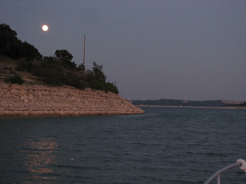 Lake Travis 2006 - Turtle Cove