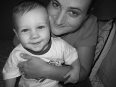 Harbin and mommy