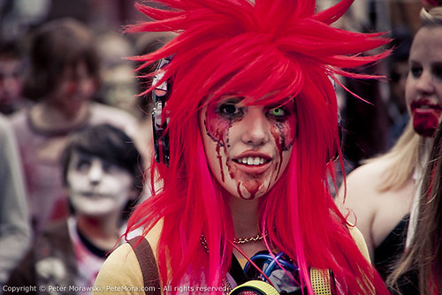 Toronto Zombie Walk 2010: Gorgeous