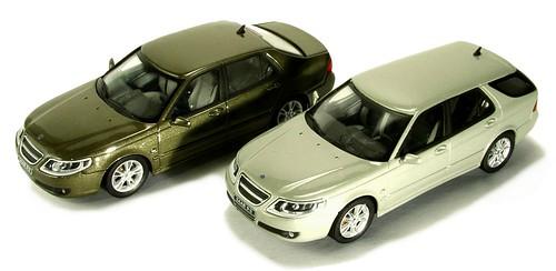 Motorart Saab 9-5