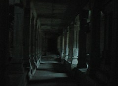 Inner praharam - right side