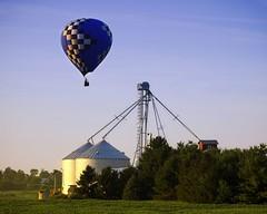 Balloon and Silos