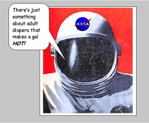 Sex-Mad Felon Astronaut's Navy Career Scuttled