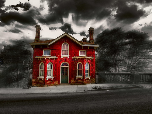 The House of Red by Grayman !.