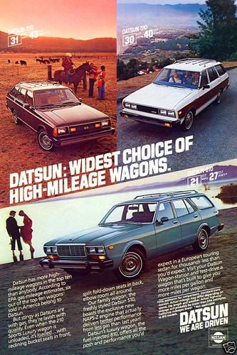 1980 Datsun Ad