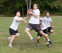 """IMG_7020: Touch Football • <a style=""""font-size:0.8em;"""" href=""""http://www.flickr.com/photos/54494252@N00/1383651433/"""" target=""""_blank"""">View on Flickr</a>"""