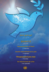 International day of peace! Giornata internazi...