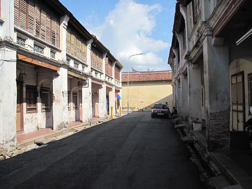 Georgetown Side Streets