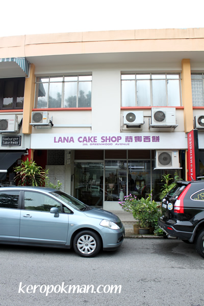Lana Cake Shop