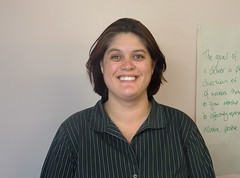 Bernadine McGuiness - ANZ National Union Councillor