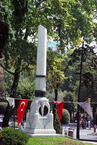Fatih square, fatih istanbul, pentax k10d