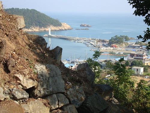 Waeseong in Jukseong-ri, Gijang 기장 죽성리 왜성