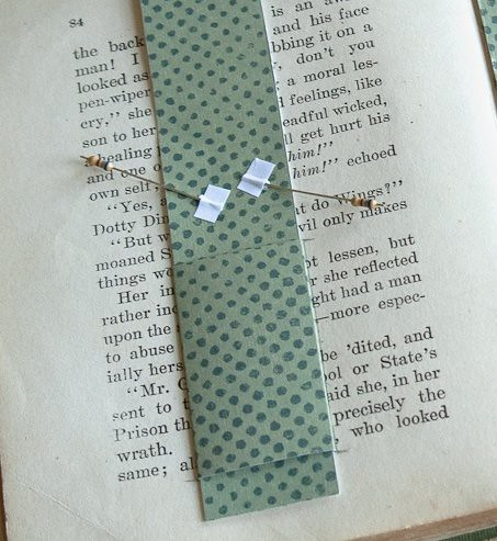 Altered Book- Experimenting with pull tabs-3