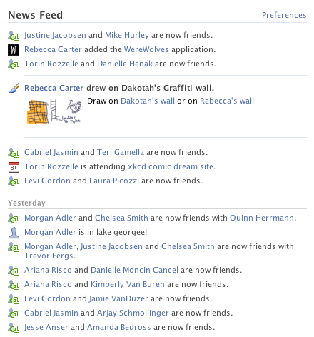 Facebooks News Feed