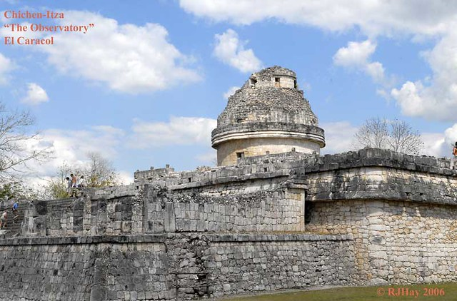 "Chichen-Itza ""The Observatory"""
