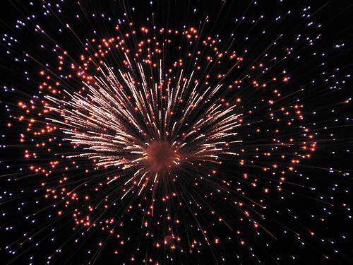 fireworks 2007 tokyo bay