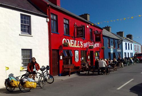Les pubs Irlandais.