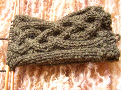 cable C mitts