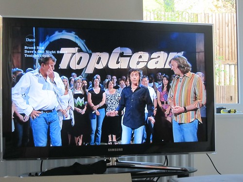 top gear in the uk