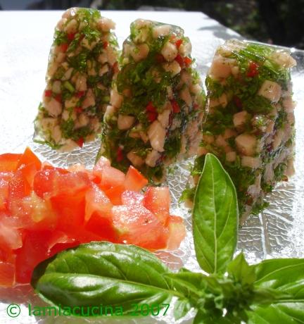 Jambon persillée