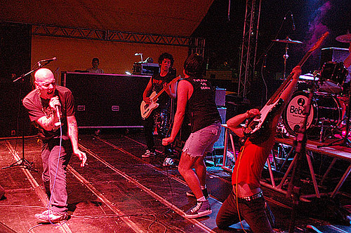 Johnny Suxxx + Daniel Belleza - Calango 2006