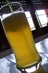 cerveza refrescante