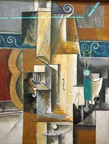 Chitarra e Violino - Pablo Picasso