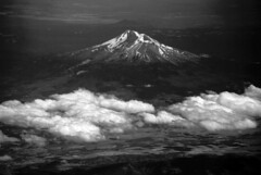 Beyond the clouds, from Vancouver to San Francisco
