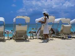 Ritz-Carlton Beach Area by neepster