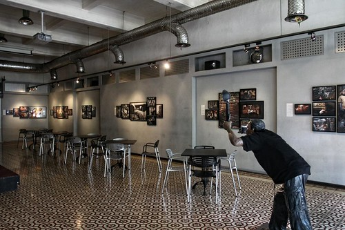 galeri antara