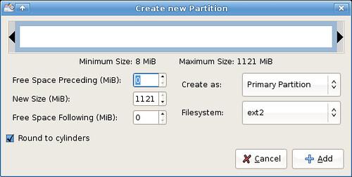Preparing my USB drive for persistence - creating casper-rw partition