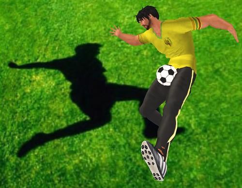 Dogstar 2010 football shirt (2)