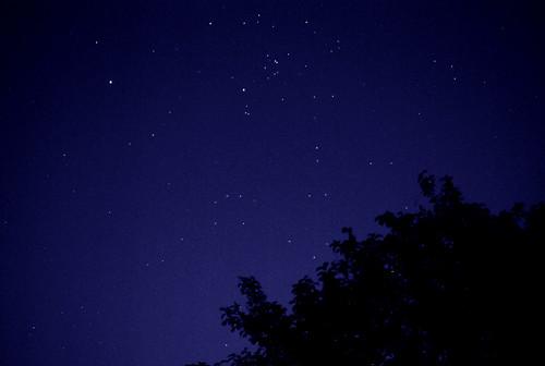 Where Stars Go Blue
