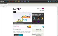 meego chromium browser