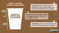 Coffee, designers, and U.S. education reform
