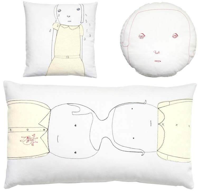K Studio *New* Pillows