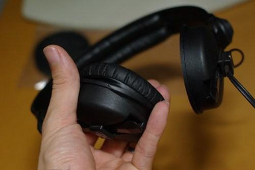 HD25-1:change ear pad 5