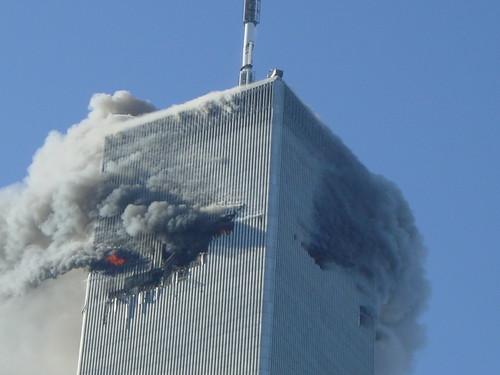 Bryan Thatcher's 9/11 photos