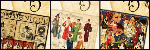 Communique, Times Nouveau and Fashionista