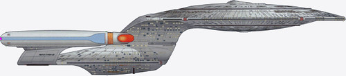 Star Trek Classe Galaxy