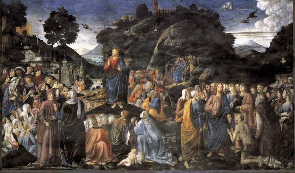 5190576554 93d9122356 b Sistine Chapel   Incredible Christian art walk through