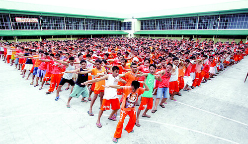 CPDRC Inmates' Algorithm March