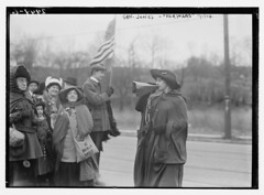 "Gen. Jones' ""FORWARD""--suffragettes ..."
