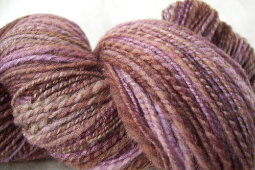 skein close-up