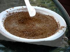 sawdust soup
