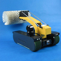 cleaning robot par uirobot