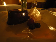 Chez Shea: Dessert {me}