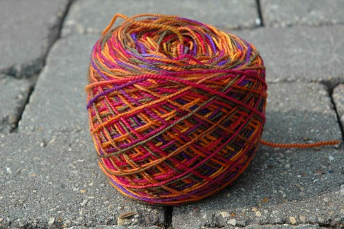 Cherry Tree Hill Supersock Merino