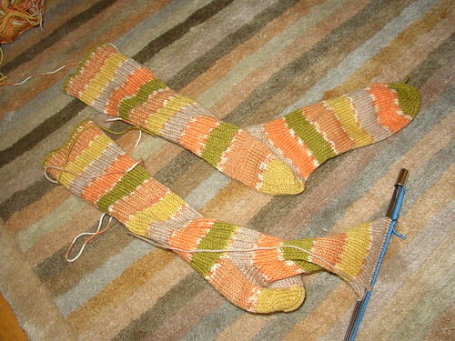 night kitchen socks almost a pair