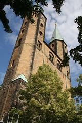 Goslar, church